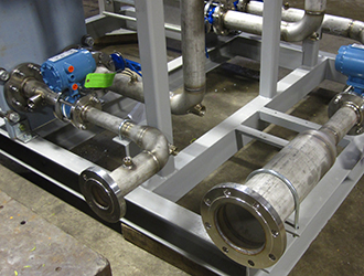 Process Skid Assemblies U S Metal Works